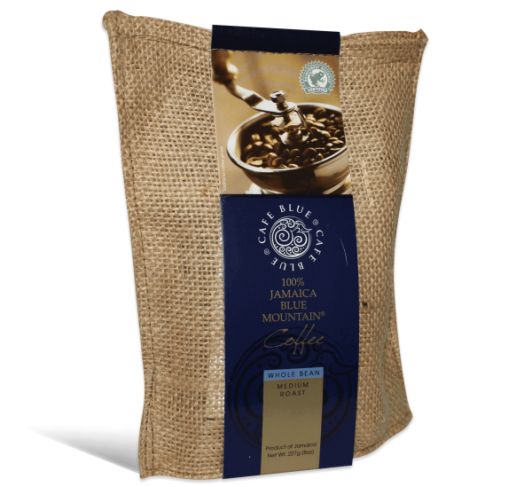 Cafe Blue jamaica blue mountain 227 grams Product Image